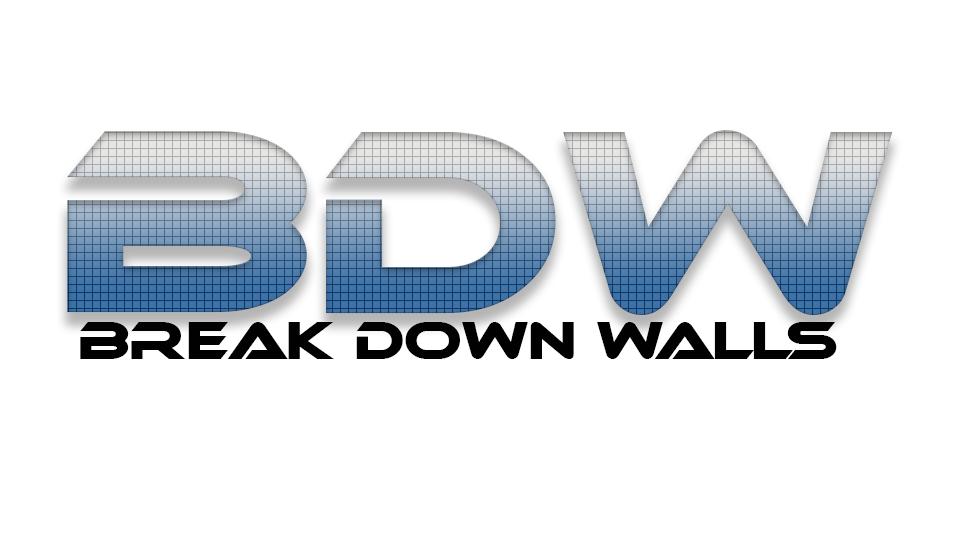 Break Down Walls logo